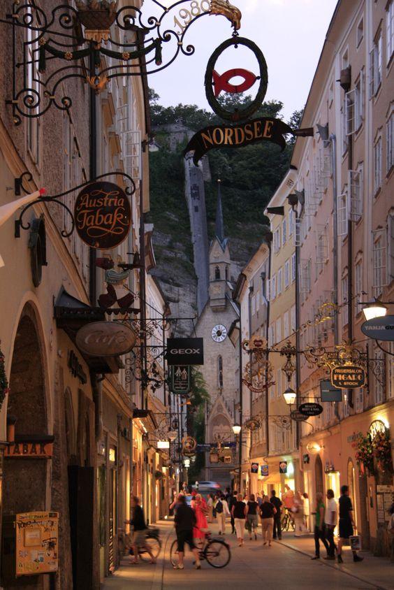 austrian hidden gem alley travel to Austria