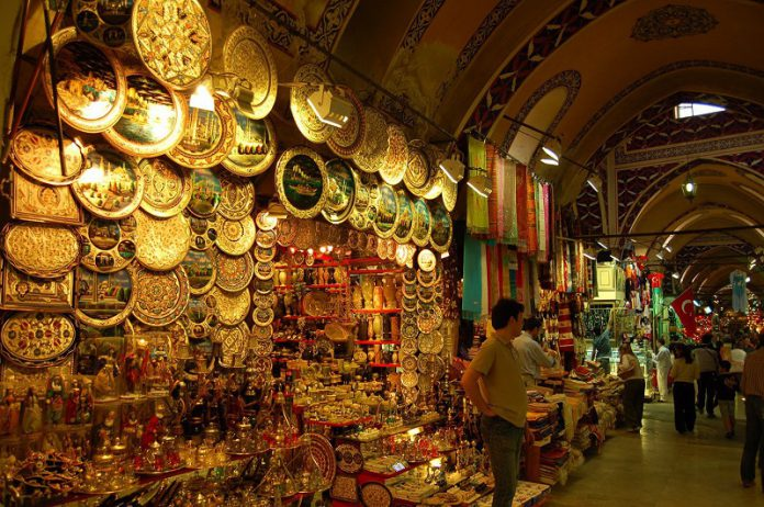 The grand bazaar and spice bazaar Shopping paradise in Istanbul