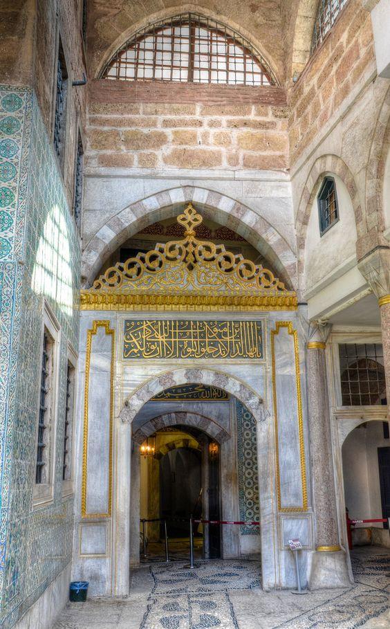 imperial harem of Topkapi Palace