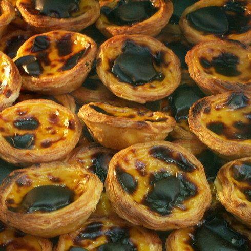 bakery product in borough market, London