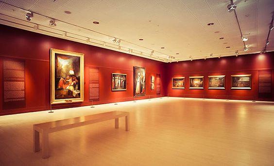 Pera museum art exhibition museum in Istanbul