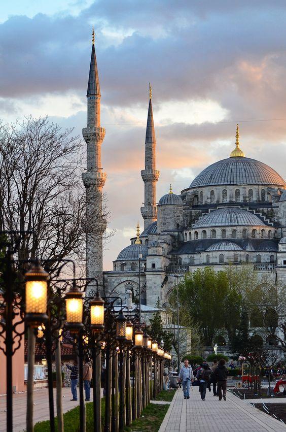 Sultan Ahmet Camii the Blue Mosque