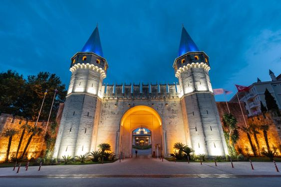 Must-visit museum in Istanbul - Topkapi Palace