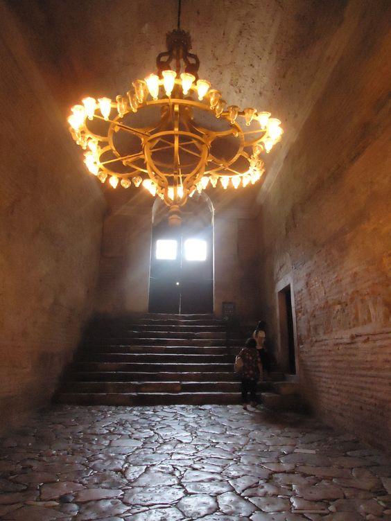 the upper gallery of the Hagia Sophia