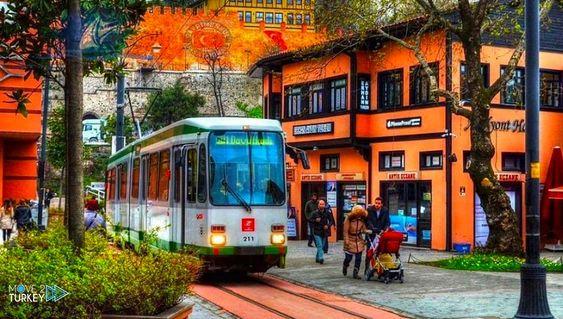 Bursa, where Iskender kebab came from