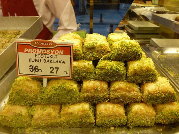 Dangerously delicious Turkish dessert Baklava