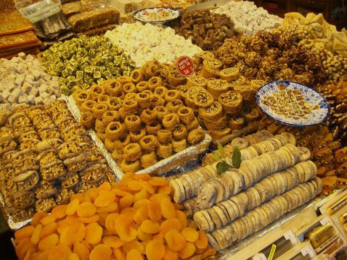 insanely good Turkish desserts