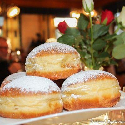 Krapfen the Austrian donut