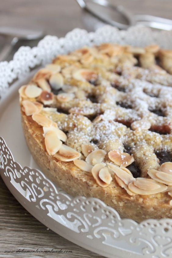linzer torte the oldest cake in the world