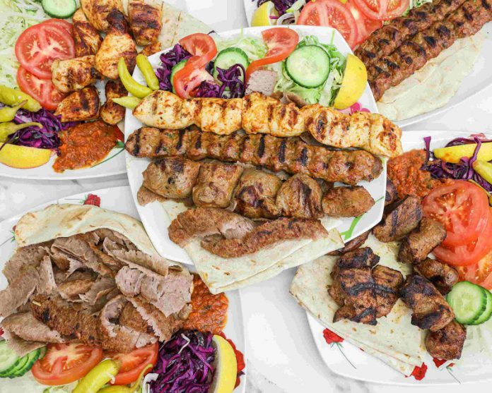 5 most famous Turkish kebabs