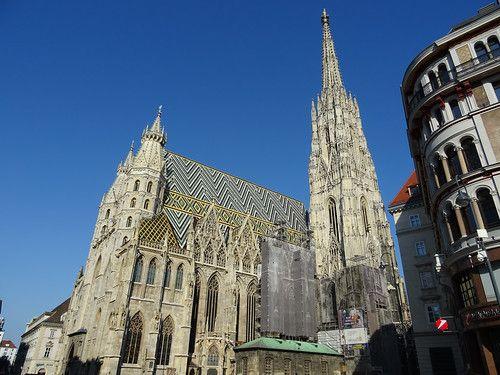 St. Stephen's Cathedral tourist attraction in Vienna