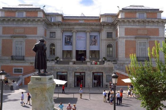 Thyssen Museum the central art in Madrid