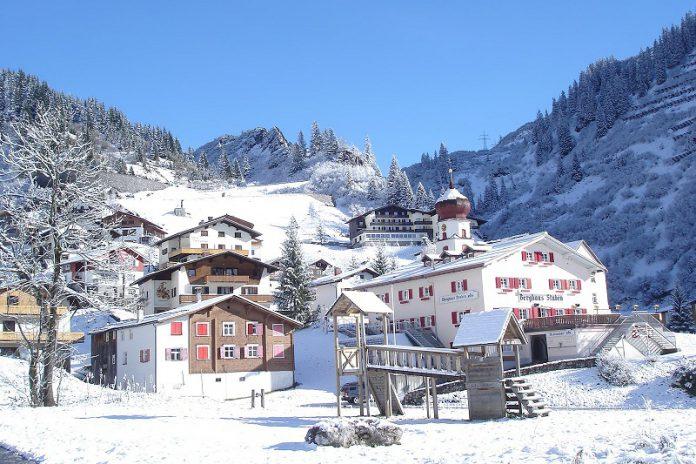 best ski resort in Austria