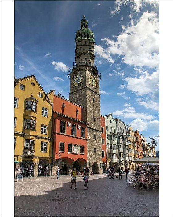 Innsbruck shopping center