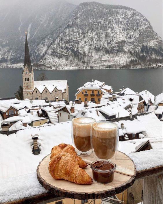 cafes in Hallstatt
