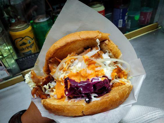 doner kebab in Austria street food