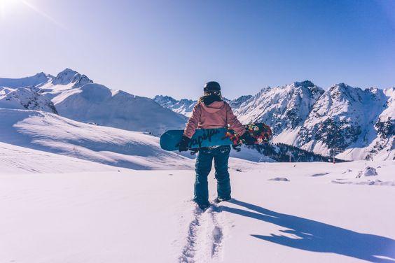 the perfect winter sport in Austria Ischgl