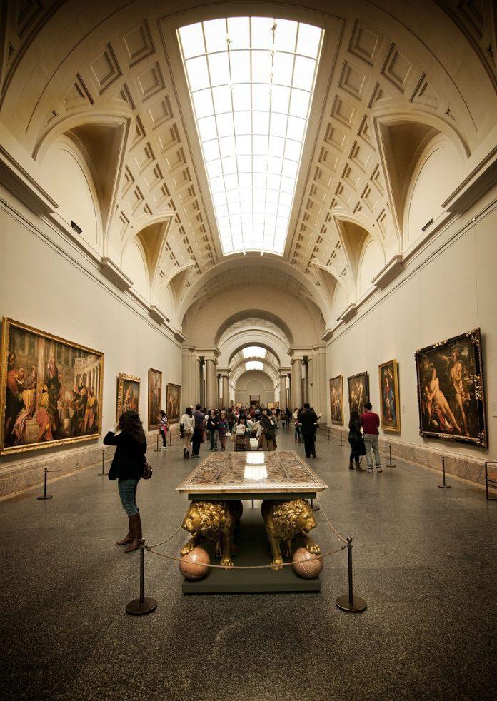 best museums in Madrid, Spain