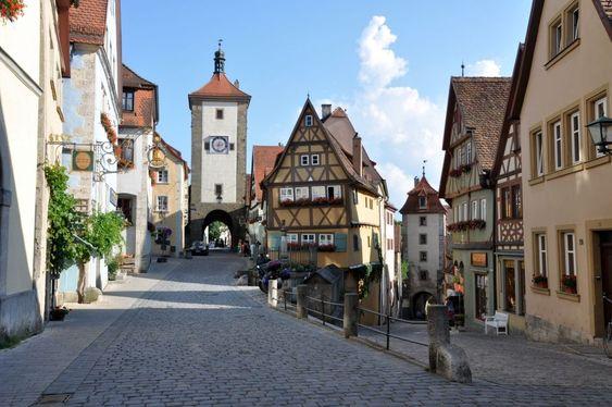 the Medieval old town in Innsbruck, Tyrol
