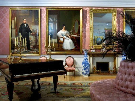 Romanticism museum in Madrid