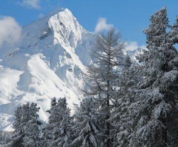 Soelden best skiing place in Austria