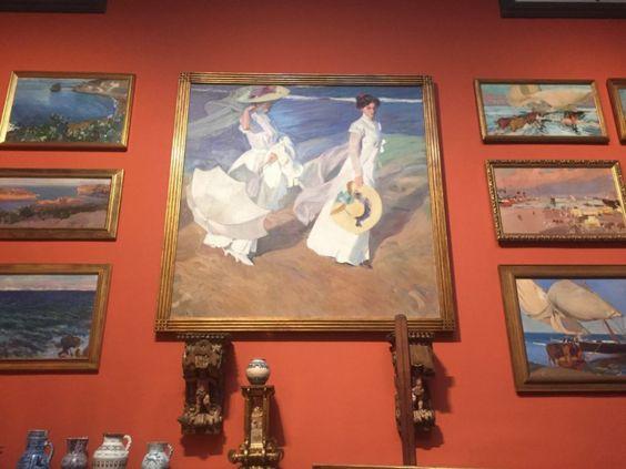 Sorolla museum, Madrid