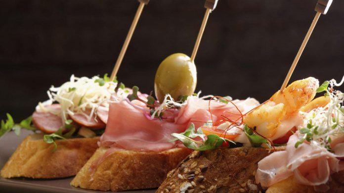 Explore Spanish tapas in bars in Madrid