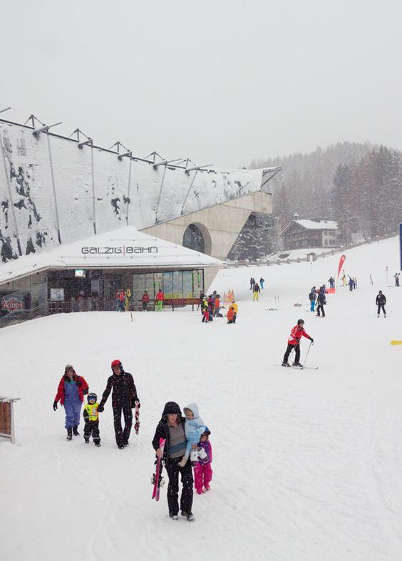 St. Anton am Arlberg the snow vacation in Austria