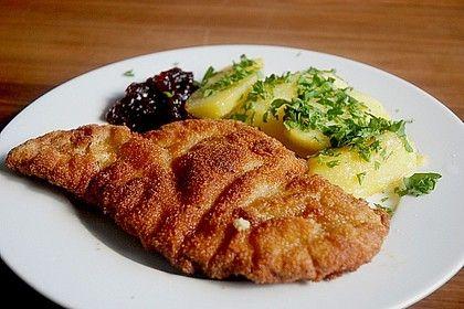 Wiener Schnitzel most famous Austrian food