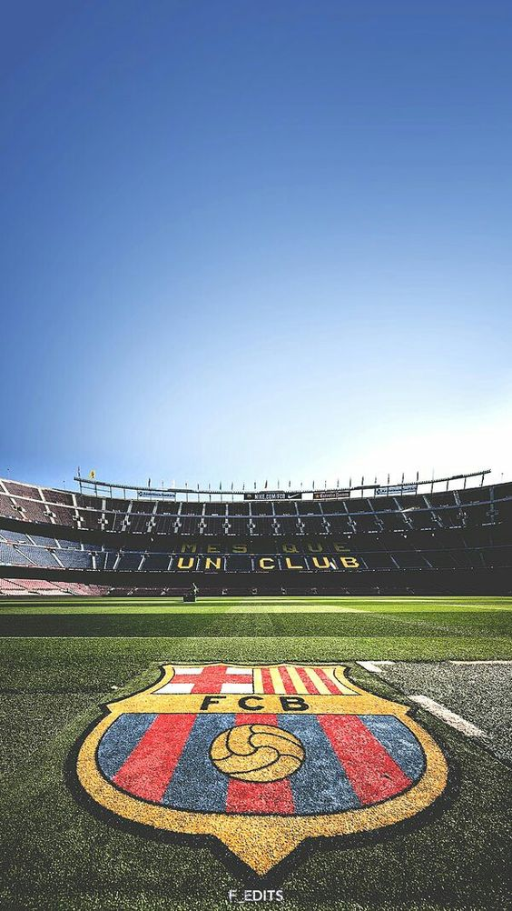 Camp Nou Stadium the pride of Barcelona