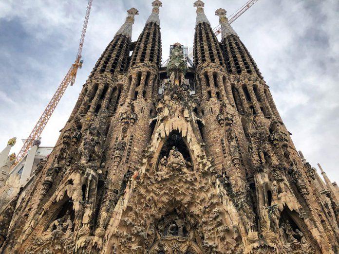 Barcelona tour La Sagrada Família